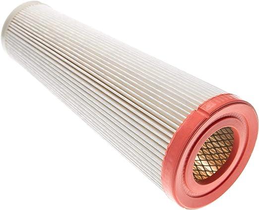 vhbw Filtro de aspirador compatible con Dustcontrol DC 1800, 2800, 2900 eco aspirador; filtro Hepa: Amazon.es: Hogar