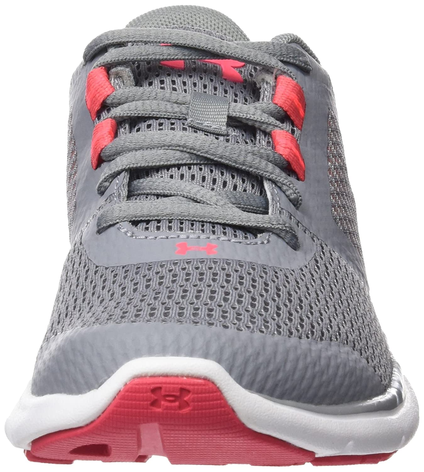 Under Armour Women's Fuse FST Cross-Country Running Shoe B0777WTYV5 6.5 B(M) US|Steel/Coral Cove