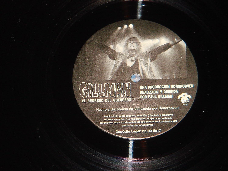 Paul Gillman, Ernesto Ferro, Alex Garcia, Churdy, Felix Guerra - El Regreso Del Guerrero (Paul Gillman) - Amazon.com Music