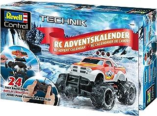 Revell RC Technik RC Car Advent Calendar 2018