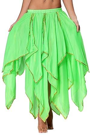 Dance Costumes Amazon & Seawhisper 12 Colors Belly Dance