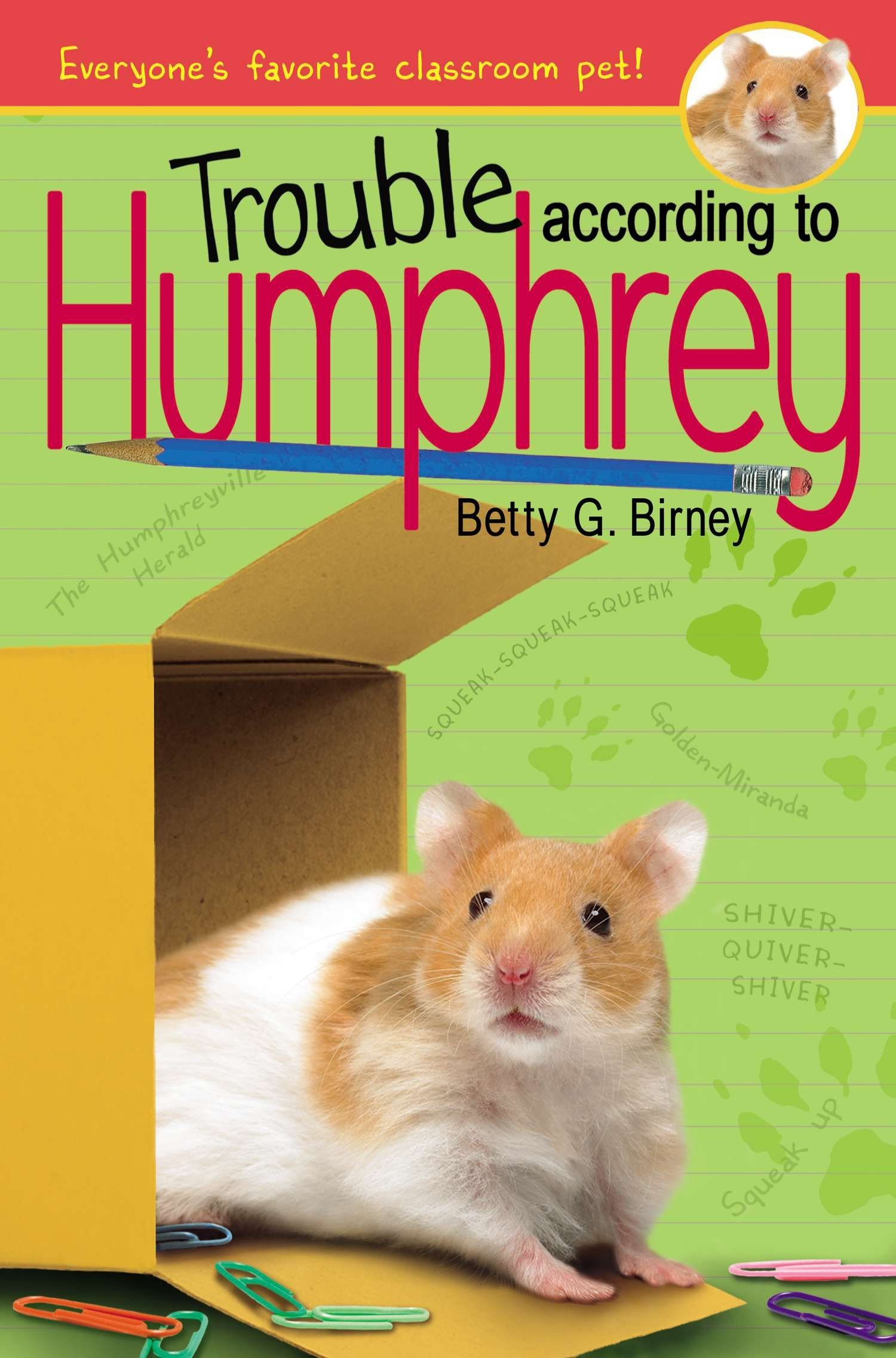 Read Online Trouble According to Humphrey PDF