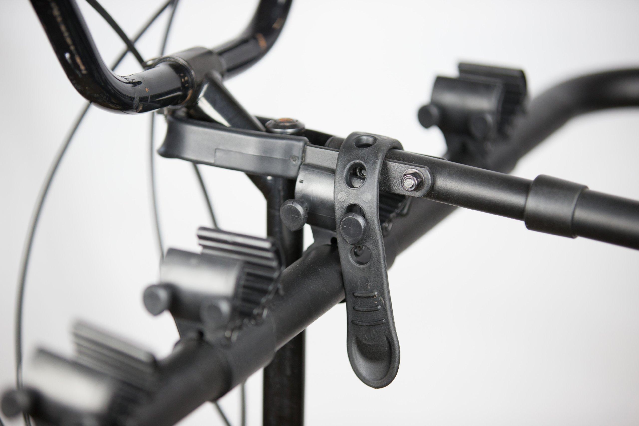 Heininger 6009 Advantage SportsRack Top Tube Alternative for Women's and Kid's Bike