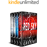 The Red Sky Series Box Set Books 1-4: A Post-Apocalyptic Survival Series