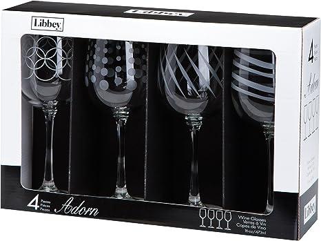 The \u201cDrunken Rooster\u201d Beautiful Libbey dessert wine glasses