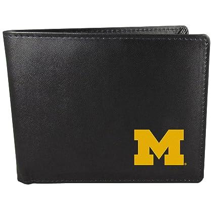 eb896e525d5 Amazon.com   Siskiyou NCAA Michigan Wolverines Bi-fold Wallet