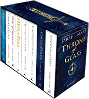 Throne Of Glass Paperback Box