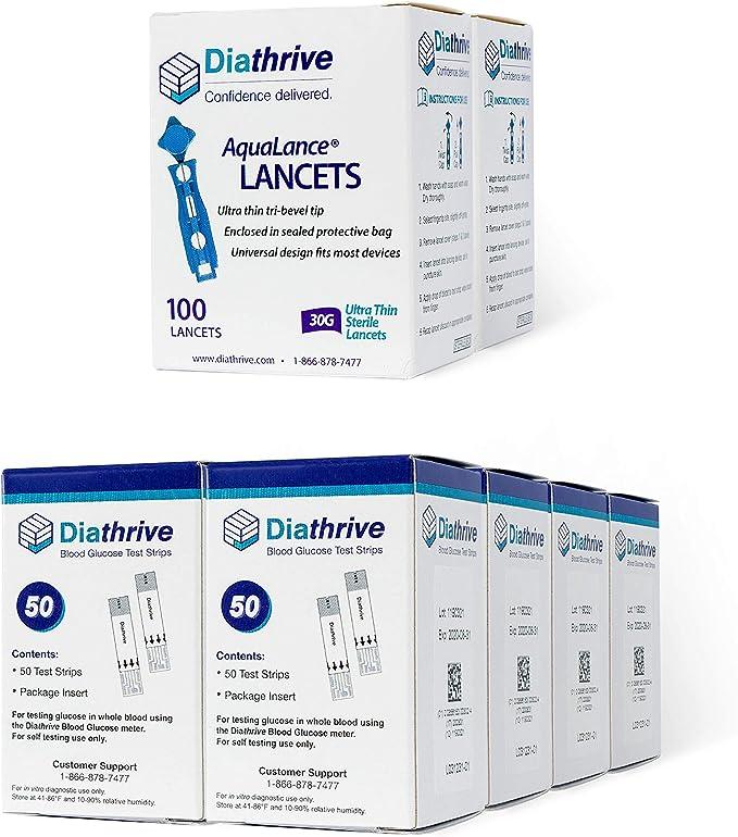 suministros de prueba de diabetes aprobados por medicare