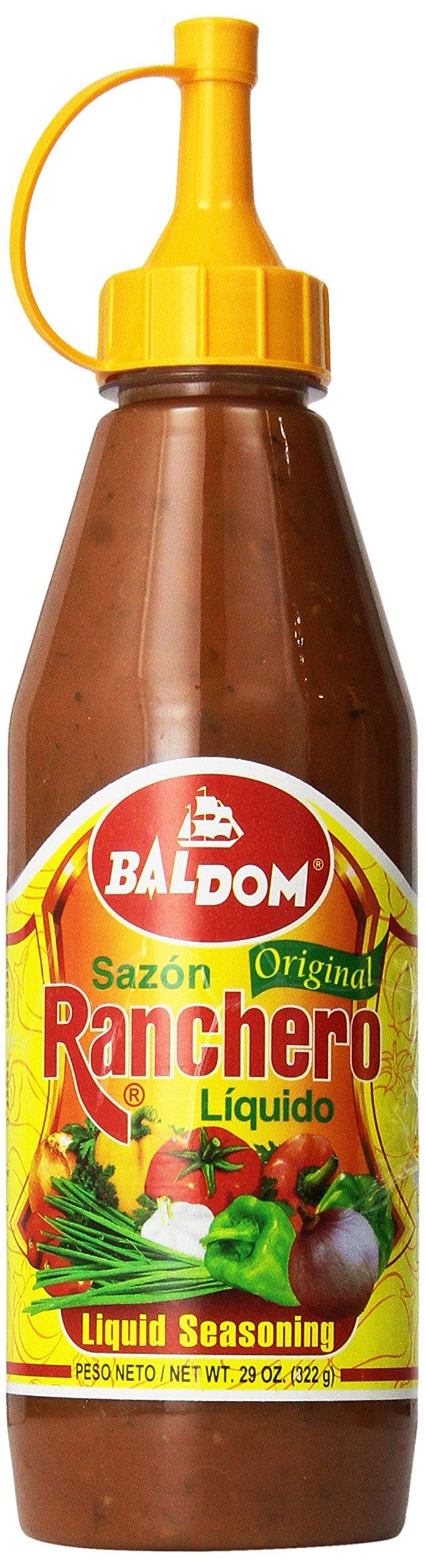 Baldom Sazon Ranchero Liquido Original 29 Oz (Pack of 2)