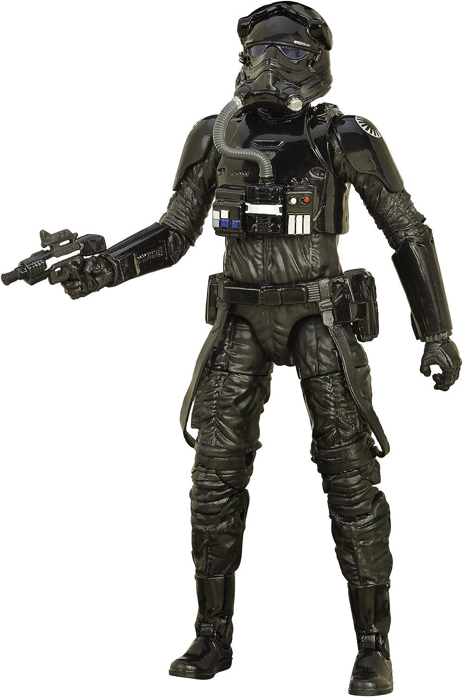 Star Wars CHOOSE YOUR First Order Black TIE Fighter w Tie Fighter Pilot New