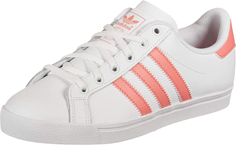 adidas Originals Sneaker Coast Star J EE7468 Weiss Rosa