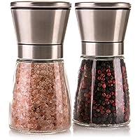 Henry Charles Salt and Pepper Mill Grinder Set