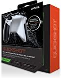 Bionik QuickShot Trigger Grips for Xbox One, White