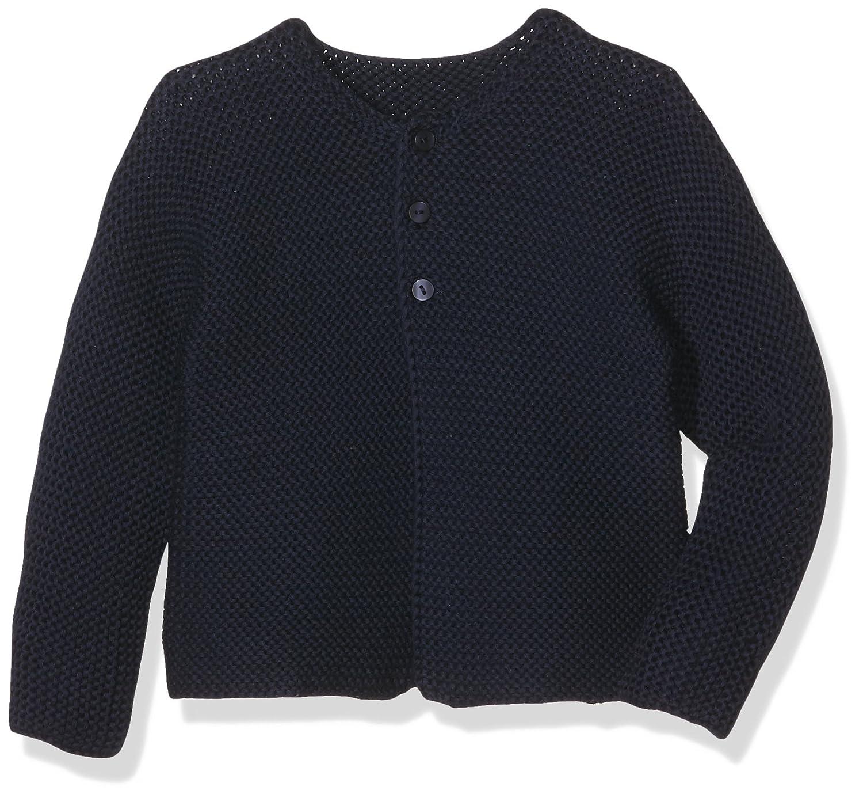 Absorba Boutique Unisex Baby Strickjacke Blau (Marine 04) 9I18011