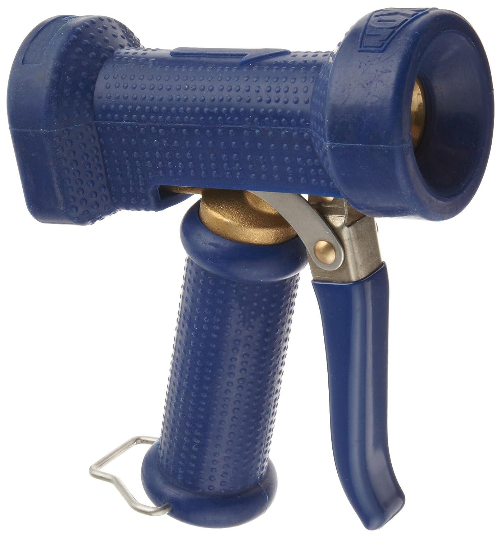 Dixon DWG050 Industrial Grade Front Lever Spray Nozzle, Brass 1/2' NPT Female Inlet Brass 1/2 NPT Female Inlet Dixon Valve & Coupling