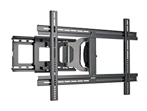 Sanus MLF13-B1 Articulating Universal Wall Mount for 37-80 Inch Screen