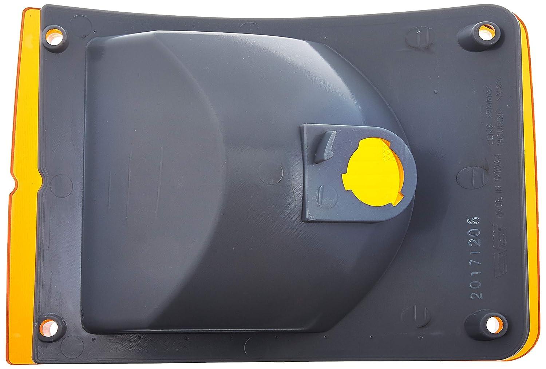 Dorman 888-5113 International Front Passenger Side Turn Signal Side Marker Light Assembly