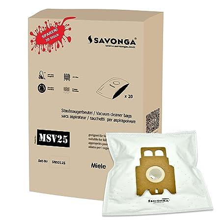 Sacchetto per aspirapolvere adatto per Miele Cat /& Dog 700 sacchetto per la polvere sacchetti di polvere sacchetto
