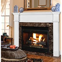 Amazon Best Sellers Best Fireplace Mantels Surrounds