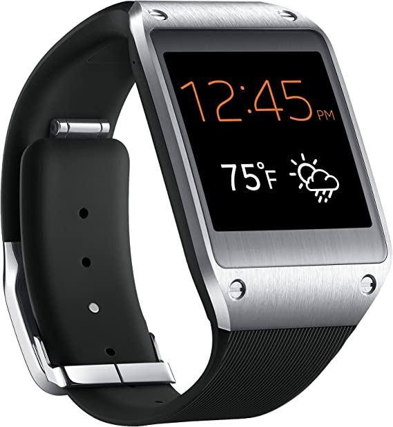 Samsung Galaxy Gear Smartwatch- Retail Packaging - Jet Black (Discontinued by Manufacturer)