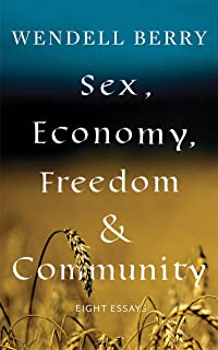 Sex economy freedom and community