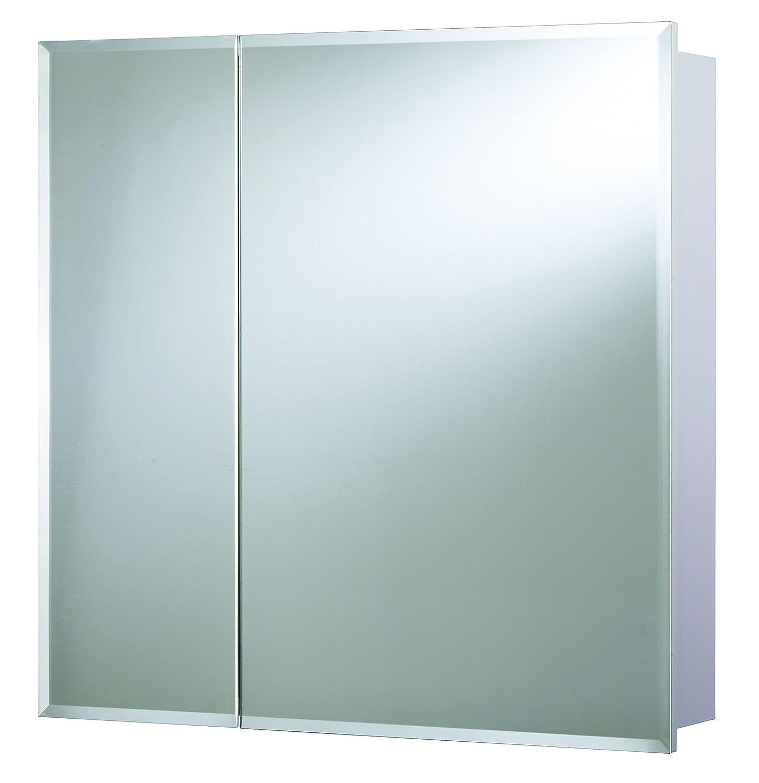 Croydex Westbourne 30-Inch x 36-Inch Triple Door Tri-View Cabinet ...