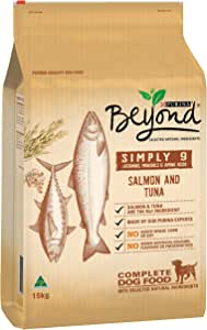Beyond 12349892 Simply 9 Salmon & Tuna, 15kg