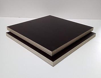Zuschnitt auf Ma/ß Sonderma/ße ! 50x70cm 21mm starke Siebdruckplatten Multiplexplatten Holzplatten Tischplatten