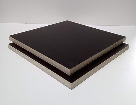 Siebdruckplatte 24mm Zuschnitt Multiplex Birke Holz Bodenplatte 20x100 cm