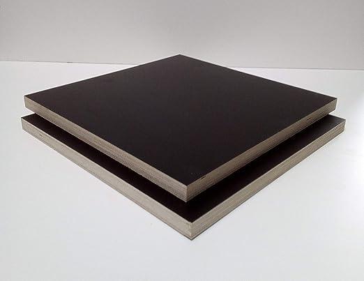 Siebdruckplatte 30mm Zuschnitt Multiplex Birke Holz Bodenplatte 60x100 cm