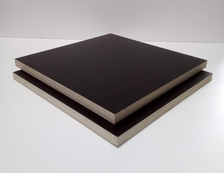 Sonderma/ße ! 18mm starke Siebdruckplatten Multiplexplatten Holzplatten Tischplatten Zuschnitt auf Ma/ß 60x120cm
