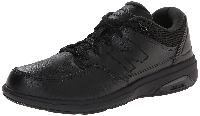 New Balance Men's Mw813 7.5 N US|Black/Black