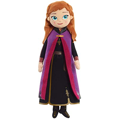 Disney Frozen 2 Talking Small Plush Anna: Toys & Games