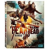 Deals on Fear The Walking Dead Ssn 5 Blu-ray