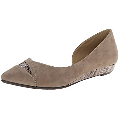 CL by Chinese Laundry Women's Shawna Super Sued D'Orsay Pump | Pumps