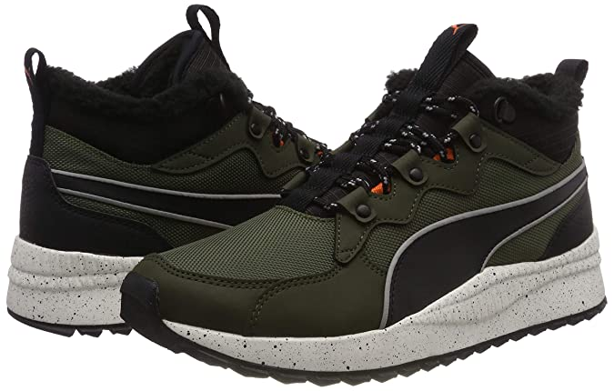 Amazon.com  PUMA Unisex Adults  Pacer Next Sb WTR Hi-Top Trainers  Shoes 6eb4bbfe6