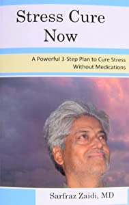 Stress Cure Now-A Stress Management Book With A New, Logical And Effective Approach
