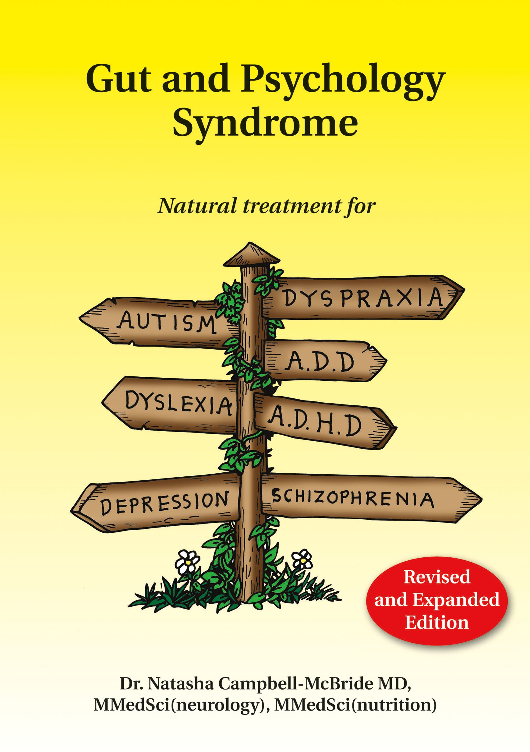 Gut and Psychology Syndrome Natural Treatment for Autism
