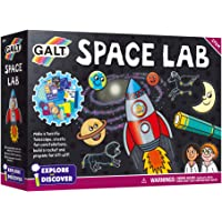Galt Toys- Space Lab Laboratorio Espacial, Multicolor (James