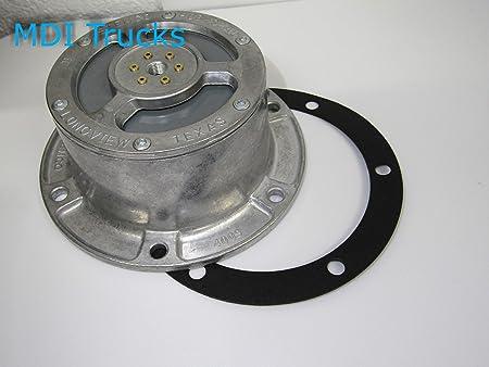STEMCO 340-4384 Hubcap//PSI Grease//No Tube-#4384
