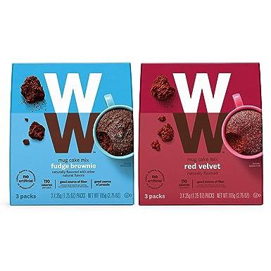 Taza con diseño de pasteles de FBA WW: Amazon.com: Grocery ...