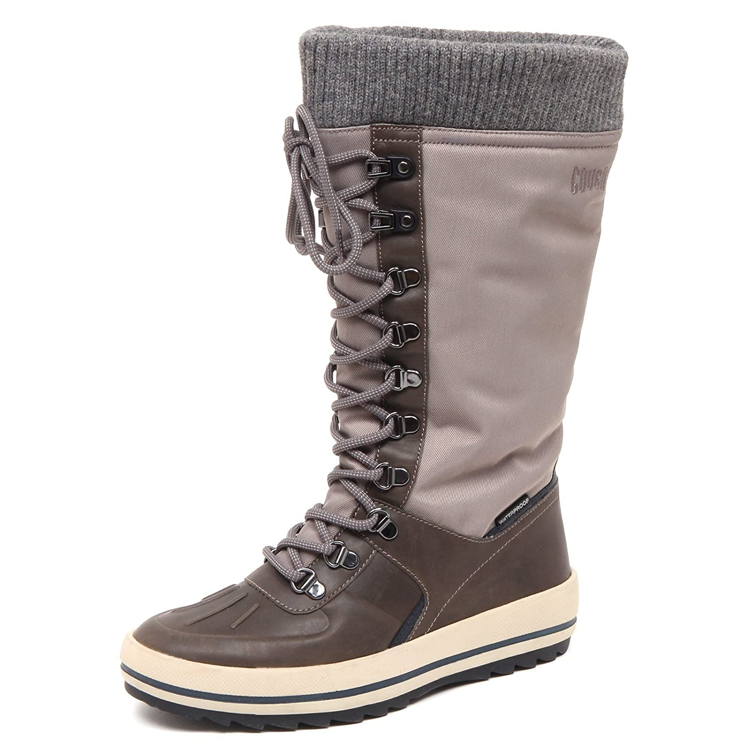Cougar D8582 (Without Box) Stivale damen Tissue Vancouver braun Taupe Stiefel Woman