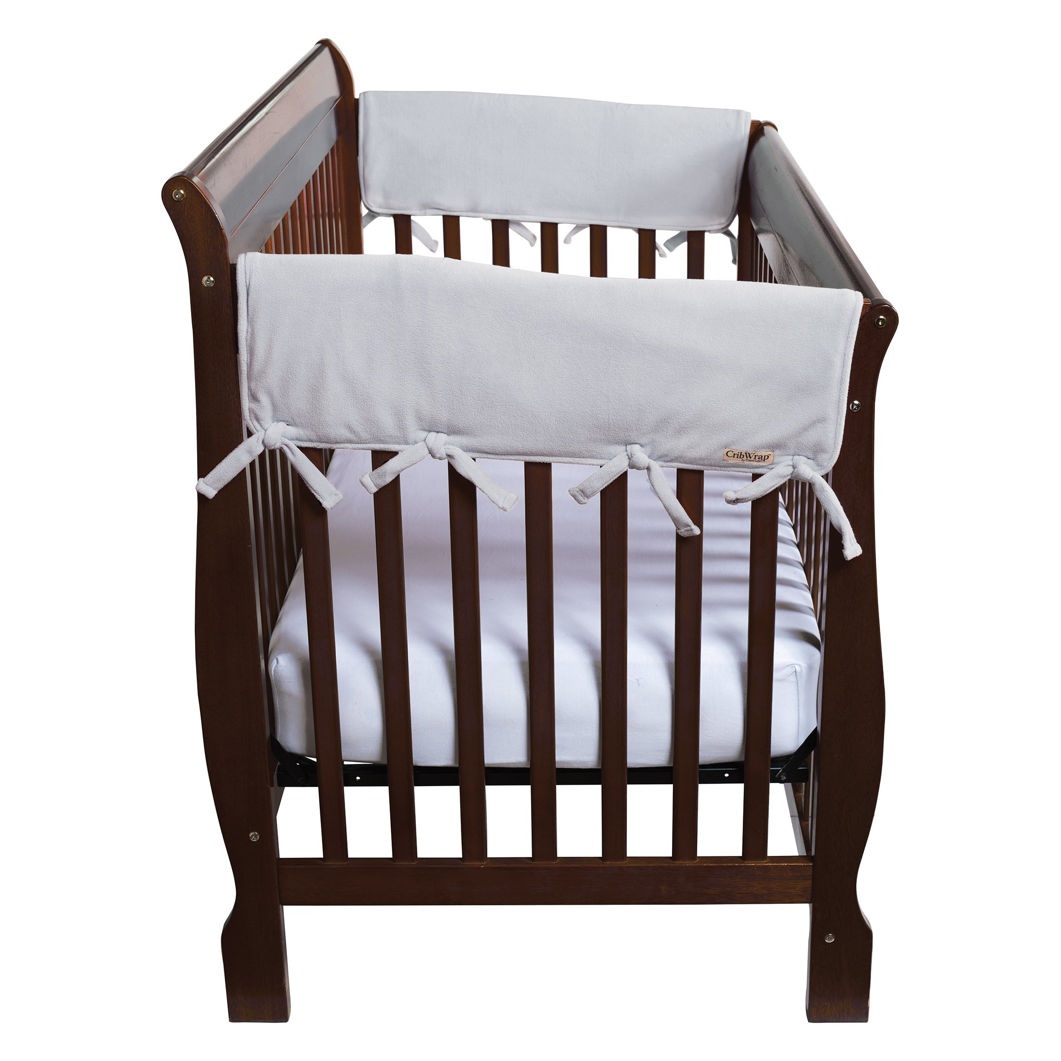 Amazon.com : TILLYOU Personalized Padded Baby Crib Rail