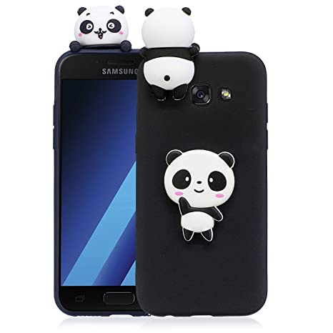 custodia samsung a5 panda