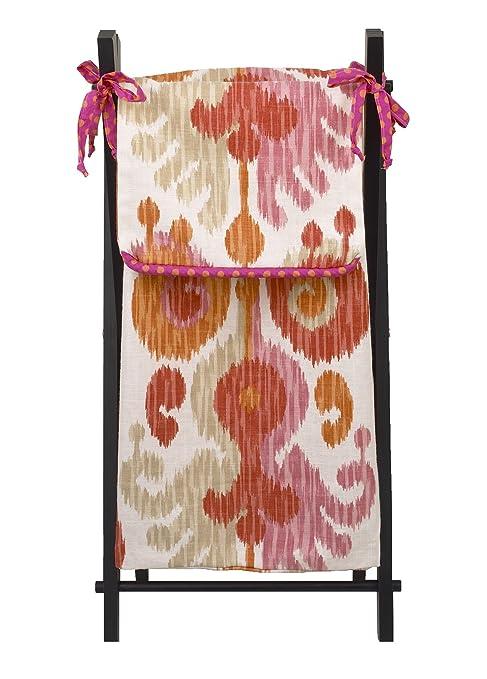 Cotton Tale Designs Hamper, Sundance Storage at amazon