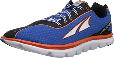 Altra A1423 Hombre Uno Cuadrado Zapatillas Running - Azul/Neón, 42 ...