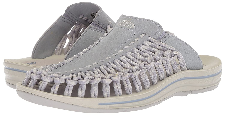 KEEN Women's Uneek Slide-w Sandal Grey/Vapor B06ZXXHQ4W 8.5 B(M) US|Dapple Grey/Vapor Sandal 87f698