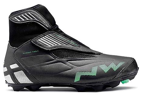 northwave Zapatos de Invierno MTB Husky SPD (44 28,6 cm)