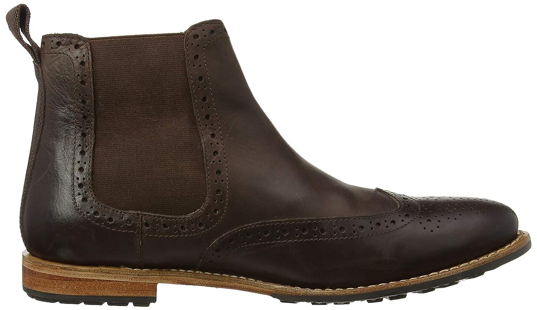 Chatham Herren Herren Chatham Dudley Ii Chelsea Stiefel, Schwarz  Amazon   Schuhe ... 94f9f8