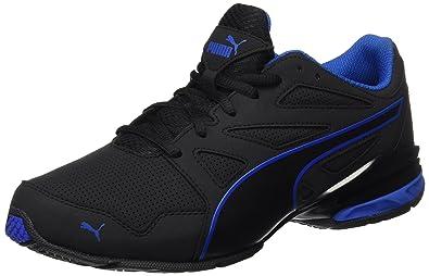 Puma Men s Tazon Modern Sl Fm Black-Lapis Blue Running Shoes-10 UK ... 175984815